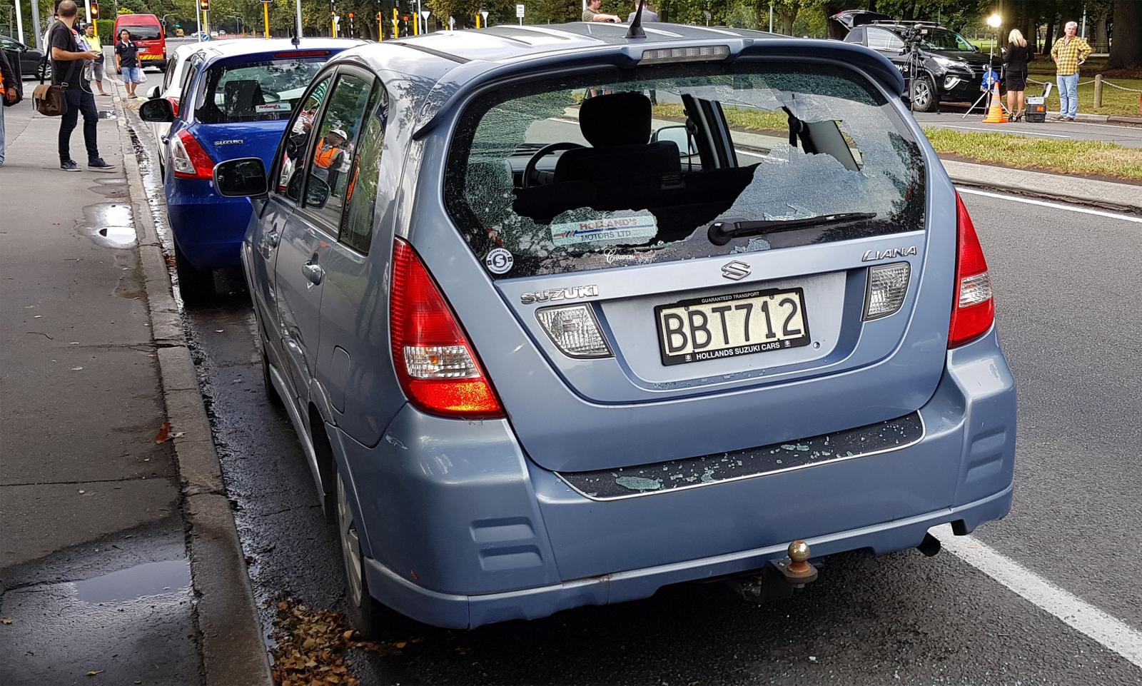Christchurch Mosque Shooting