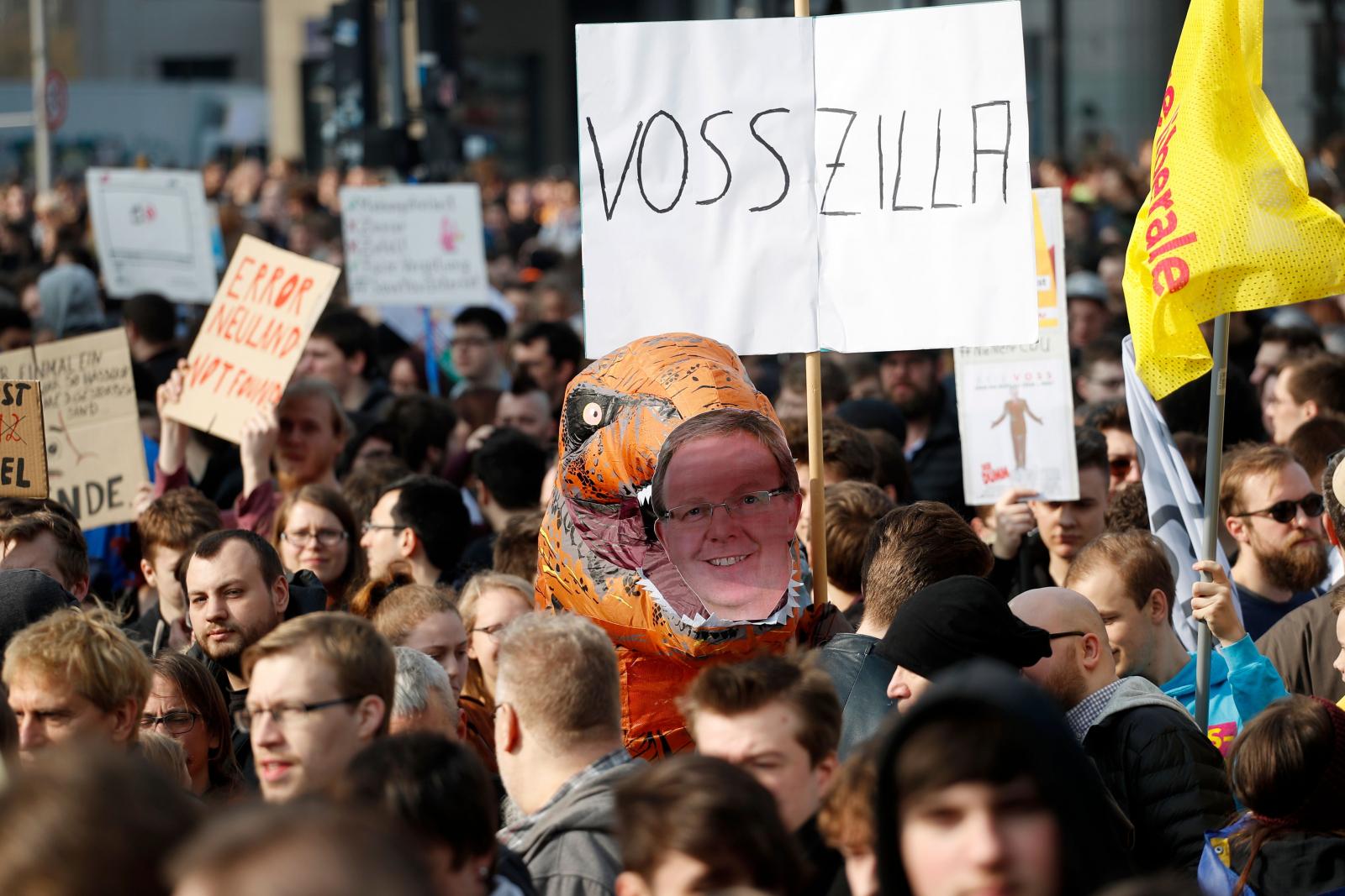 eu copyright directive protest