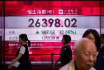 Hang Seng Index Hong Kong