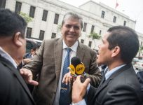 Alan Garcia Peru Former President