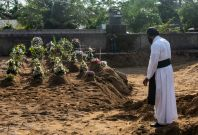 Sri Lanka Terror Victims Grave