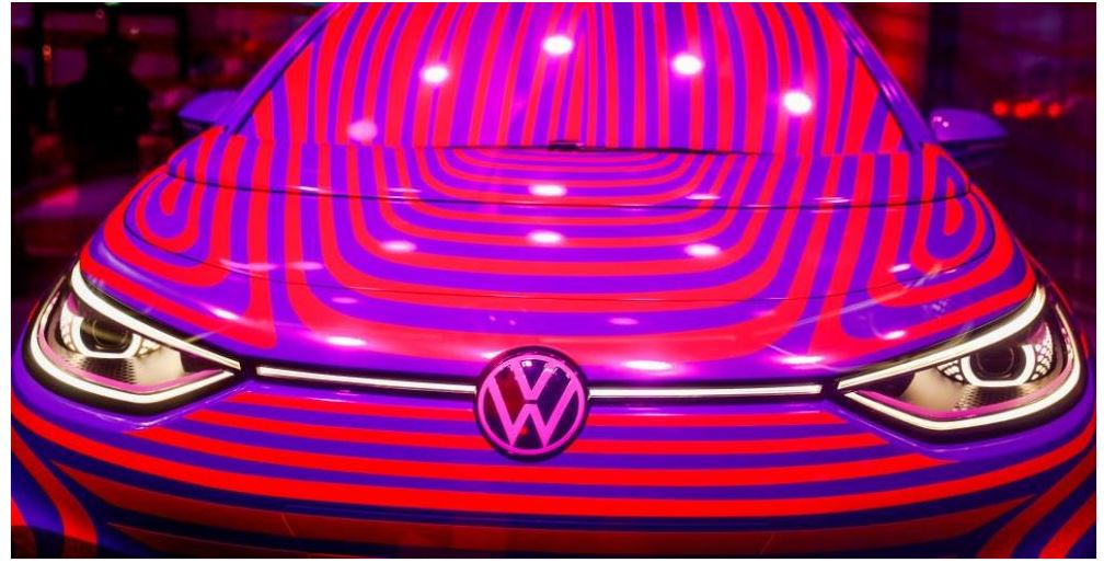 Volkswagen ID.3 electric car