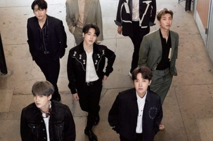 BTS band to get a drama series