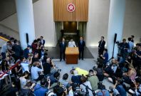 Hong Kong Extradition Bill Withdrawn