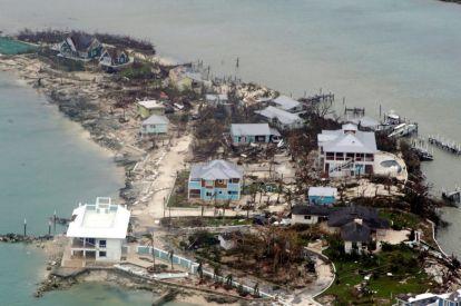 grand bahamas after dorian