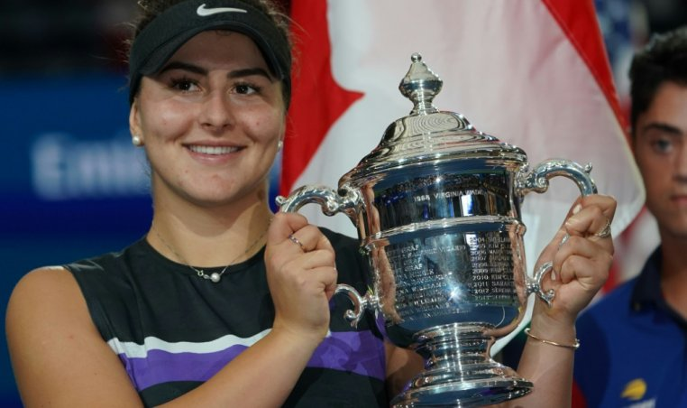 Bianca Andreescu wins the US Open 2019