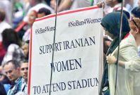 Support Iranian Women