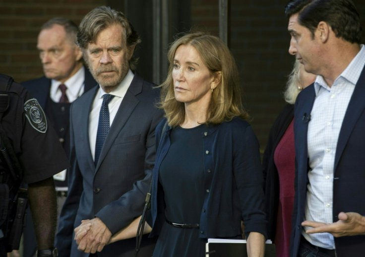Felicity Huffman sentenced to two-week imprisonment in college admission scandal