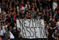 Neymar PSG Fans