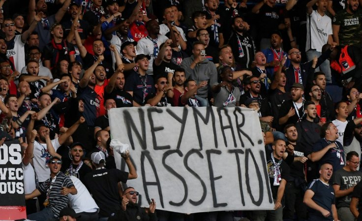 Neymar booed by PSG fans, scores late winner on Ligue 1 comeback