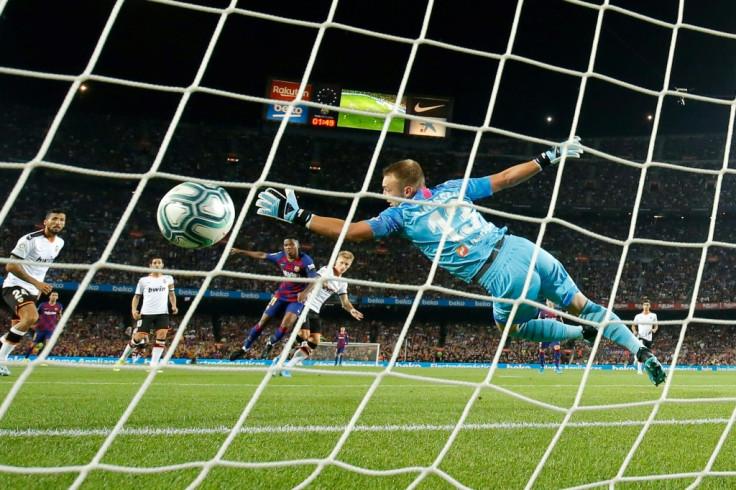 Barcelona vs. Valencia: Lionel Messi still absent, Fati scores again