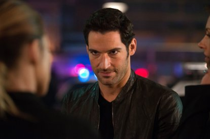 "Netflix Series ""Lucifer"""