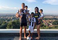 Ronaldo Family