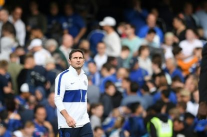 Lampard's UCL debut as Chelsea manager