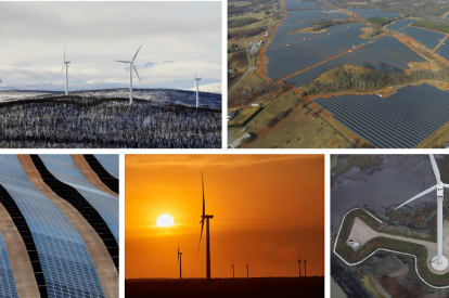Google Renewable Push