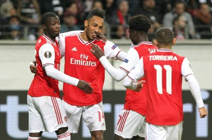 Arsenal starts strong in Europa League