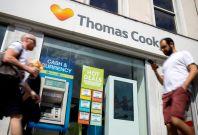 Thomas Cook declares bankruptcy