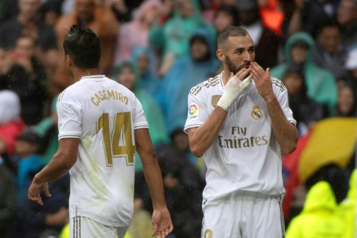 Sevilla vs Real Madrid: Benzema eases pressure for Los Blancos
