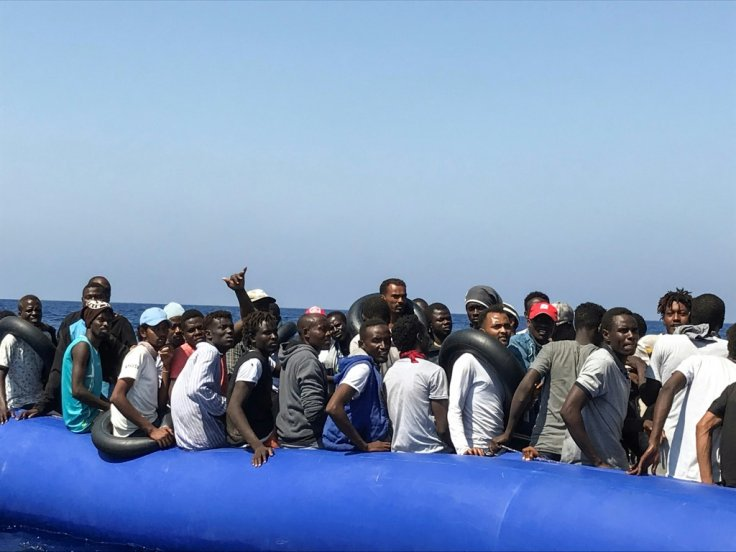 Italy permits charity boat with 182 migrants to dock at Sicily