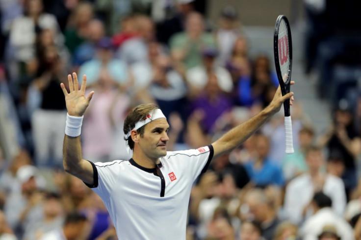 Roger Federer takes a light dig at Novak Djokovic after beating him at ATP Finals