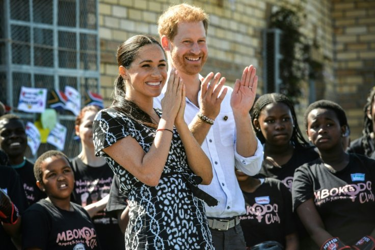 Prince Harry, Meghan Markle to take time off in November and visit the US