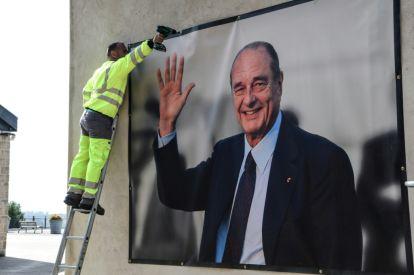 Jacques Chirac dead