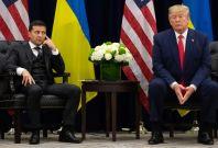 Donald Trump whistleblower complaint