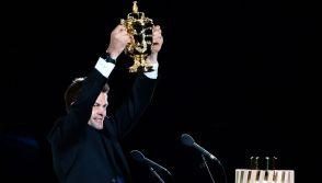 New Zealand international Richie McCaw