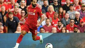 Liverpool winger Mohamed Salah