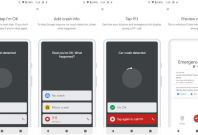 Google Personal Safety app