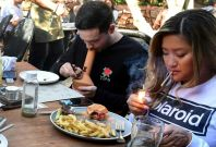 America's first Cannabis Cafe