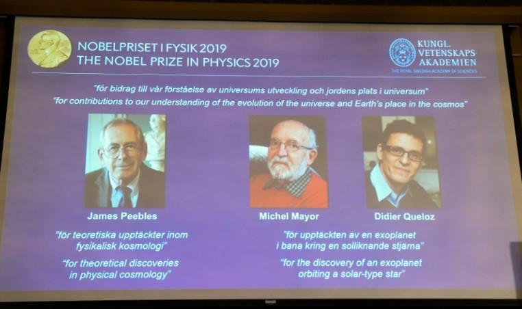 Nobel Physics Prize winners