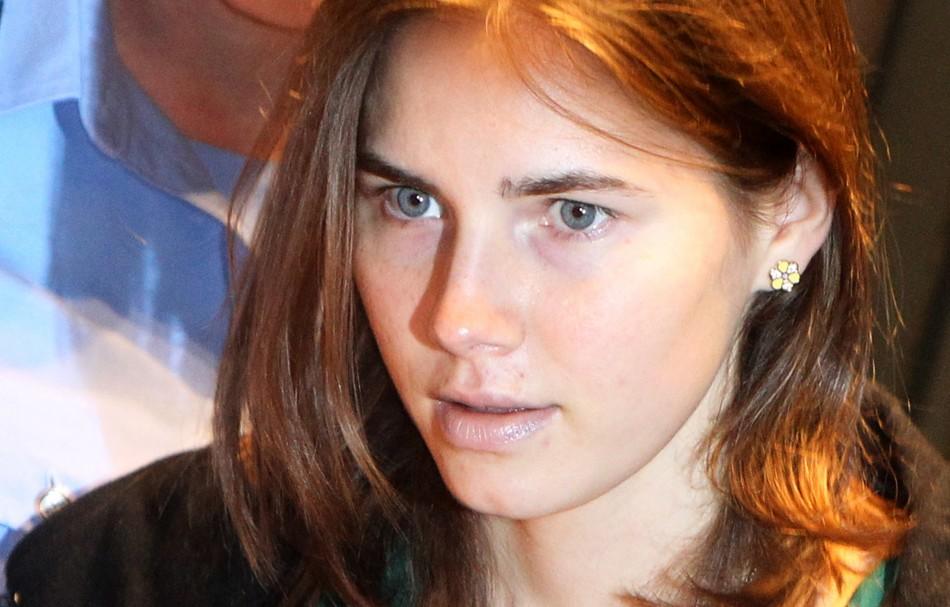 Amanda Knox, Oct. 3, 2011
