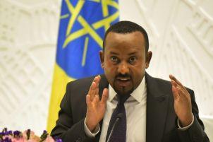 Ethiopian Prime Minister Abiy