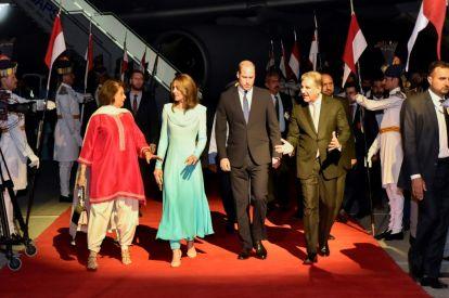 Kate Middleton, Prince William in Pakistan
