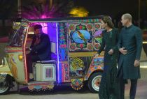 Kate Middleton, Prince William in Pakistan