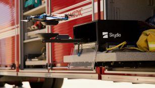 Skydio self-flying drone