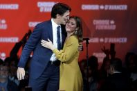 Liberal Party wins Canadian general elections