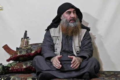 Islamic State group chief Abu Bakr al-Baghdadi