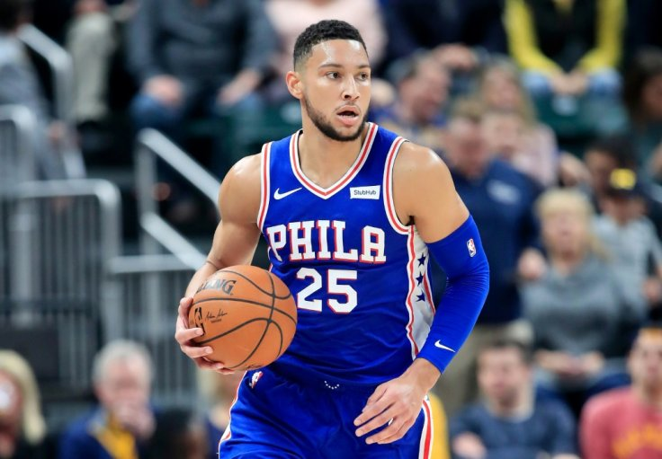 Ben Simmons is finally taking three-pointers, sets career-high record