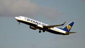 Ryanair net profits flatten