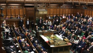 British MPs choose new speaker