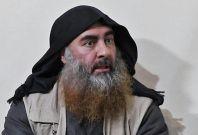 Islamic State chief Abu Bakr al-Baghdadi