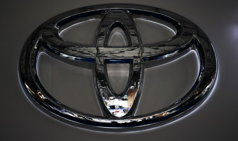 Toyota net profit up