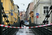 Russian professor tried to throw lover's body