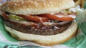 Burger King launches meatless burger