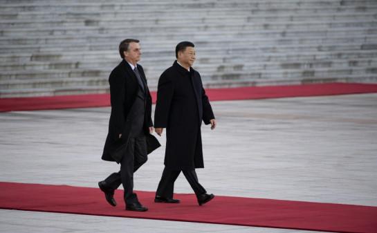 Brazilian President hosts BRICS