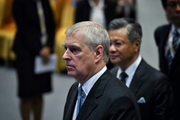 Prince Andrew faces security 'downgrade' after Jeffrey Epstein scandal