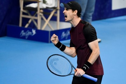 Andy Murray makes comeback at Davis Cup