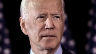 Trump jumps in defence of Biden